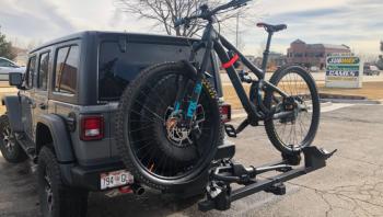 Hitch Bike Rack Vs Roof Rack